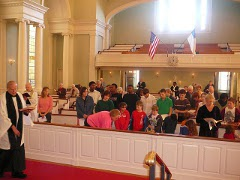 Members and Friends of Trinity Church